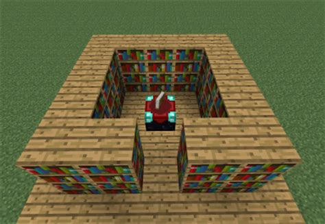 how many bookshelves for max enchantment enchanting issues any help would be great mcx360