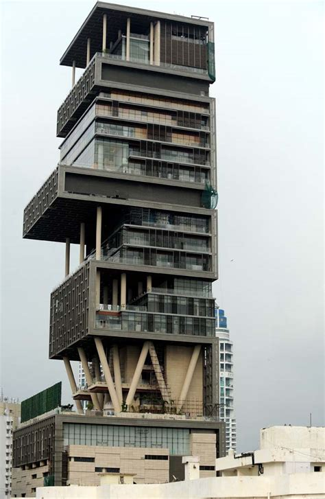 Newest Home Design Trends by Mukesh Ambani S Housewarming In November Photo Gallery