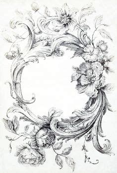 tattoo flower frame 1000 images about transfer graphics on pinterest