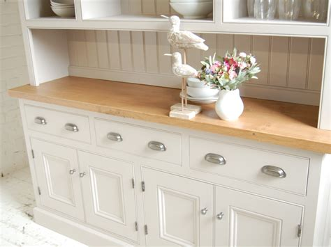 Kitchen Dresser by Bespoke Kitchen Dresser Eastburn Country Furniture