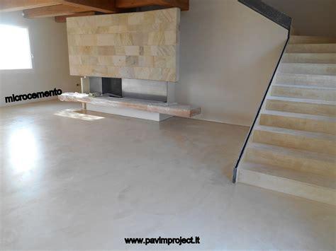 pavimenti in microcemento prezzi pavimproject cemento stato e microcemento