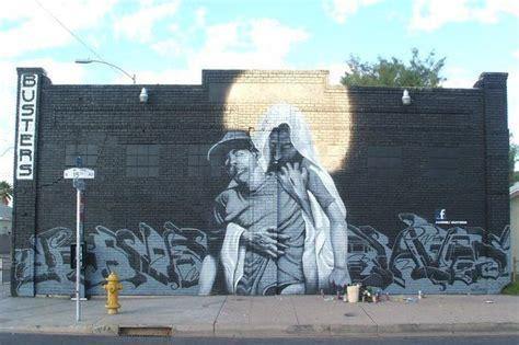 jesus saves street art