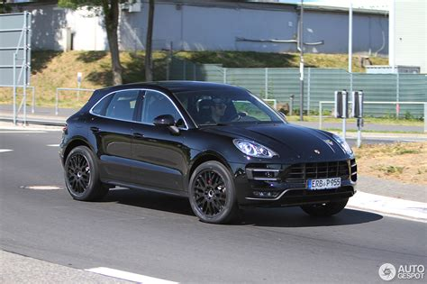 Test Porsche Macan by Macan Turbo S Test Mule Porsche Macan Forum