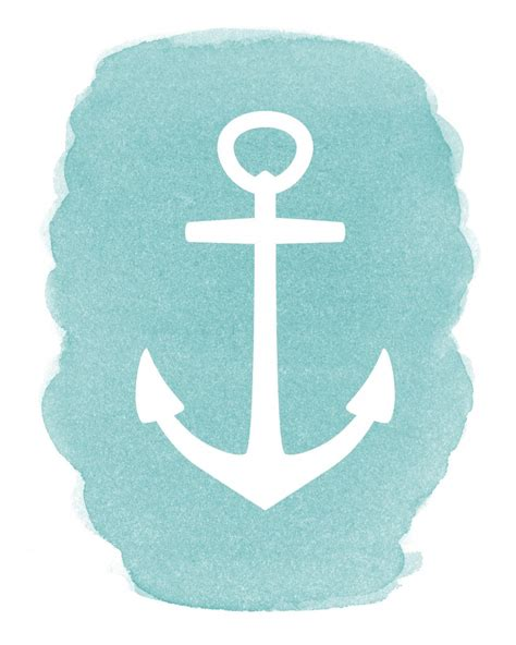 The 25 Best Anchor Print - free anchor printable download