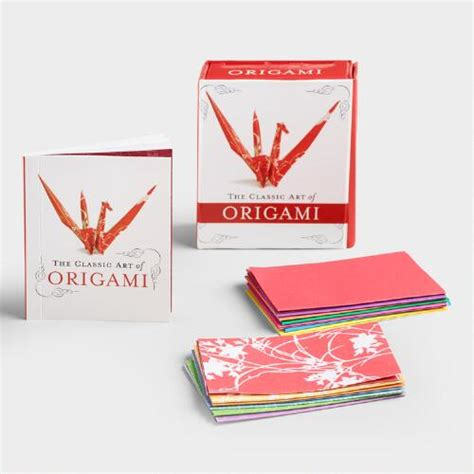 Mini Origami - mini origami kit world market