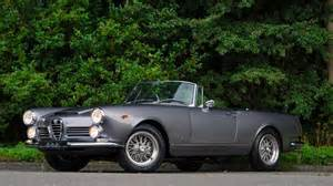 Alfa Romeo 2600 Spider For Sale Houtk Classic Cars Alfa Romeo 2600 Spider For Sale At
