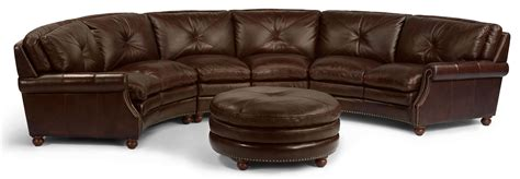 round sofas sectionals half round sofa thesofa