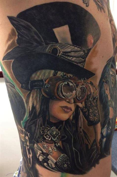 25 gorgeous steam punk tattoo best 25 steunk design ideas on