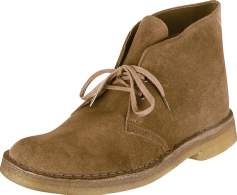 clarks desert boot shoes cola suede