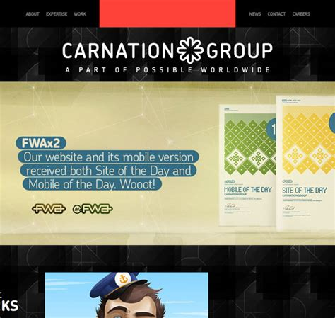 jquery design inspiration inspirational showcase of jquery sliders in web design