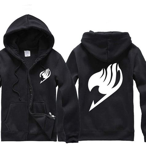 Sweater Fairytail Spo details about new anime clothes costumes guild hooded sweater hoodie