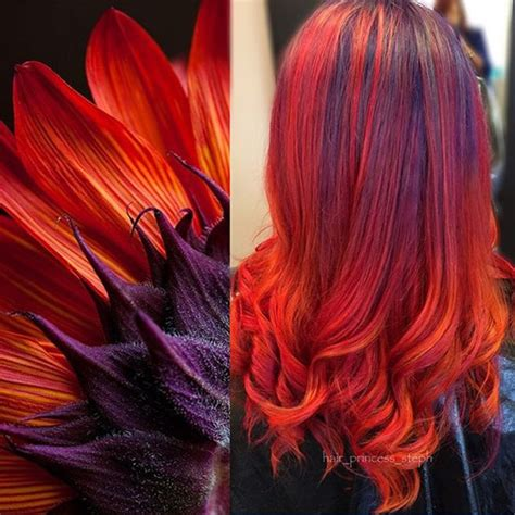 bright color ombre hairstyles ombre hair color archives vpfashion vpfashion