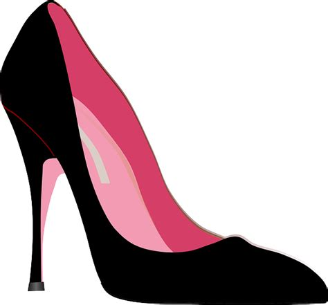 transparent high heel shoes free vector graphic high heels stiletto shoe fashion