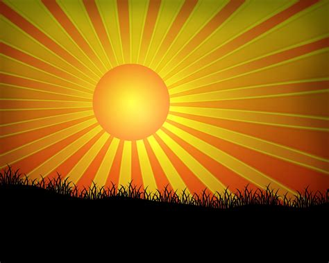 Sun With Rays Clipart sun with rays clipart half sun with rays png sun rays
