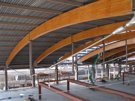 structurlam plans  mass timber operation  large