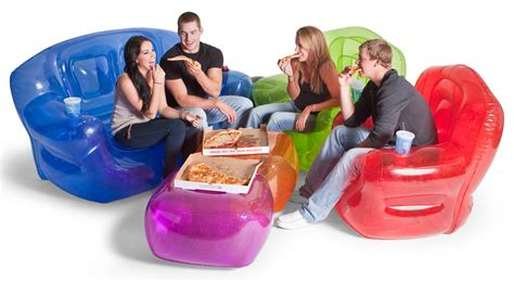 cheap blow up sofa real cool savings inflatable bubble furniture best