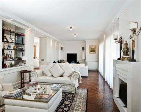 libreria via ugo ojetti soggiorno classico con camino lineare ribbon foto e idee
