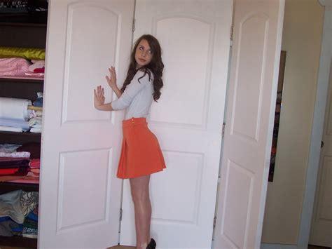 5th Wheel Trailer Floor Plans orange pleated dress code violation skirt sewing