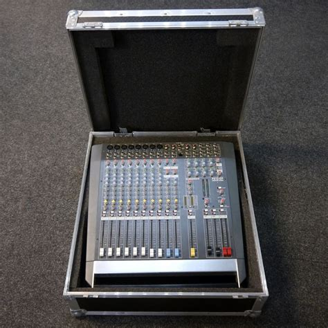 Mixer Allen Heath Second allen and heath pa12 cp powered mixer w flight 2nd