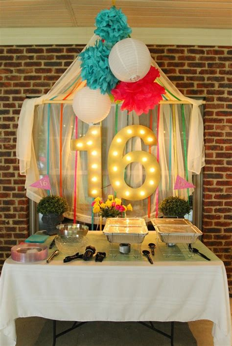 sweet 16 backyard party ideas backyard birthday party ideas sweet 16 28 images sweet 16 backyard bonfire diy