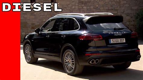 Porsche Cayenne S Diesel Test by 2016 Porsche Cayenne S Diesel Interior Exterior Test