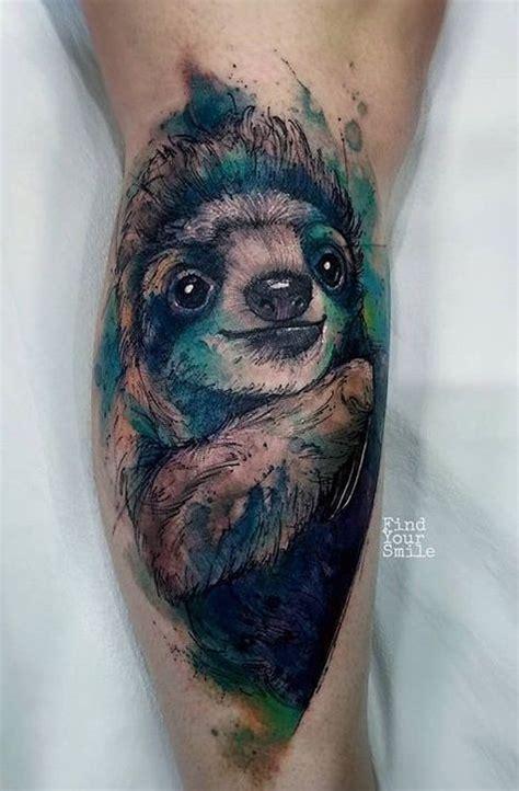 animal tattoo e piercing milano best 25 sloth tattoo ideas on pinterest animal tatoos