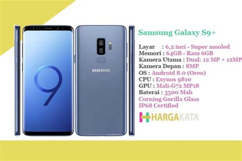 Harga Samsung S8 Plus Maret 2018 20 produk hp android samsung galaxy terbaru tahun 2018