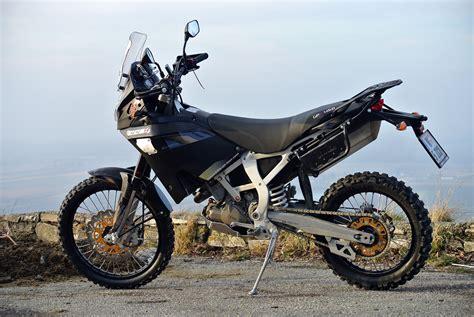 Motorrad Ccm 450 by Ccm Gp 450 Adventure Erste Fahreindr 252 Cke Wolfs Private