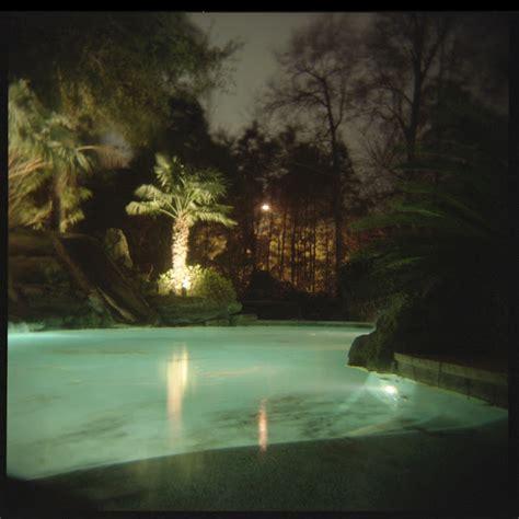pool at night triyae com backyard pool at night various design