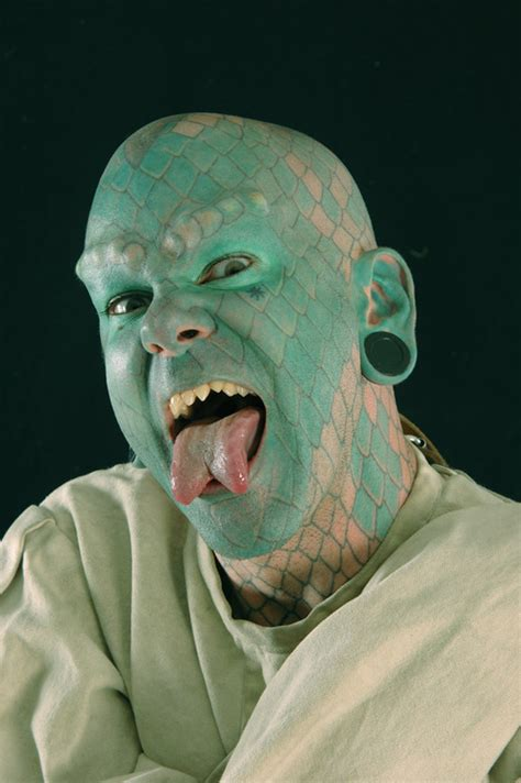 lizard man tattoo the lizardman thelizardman23