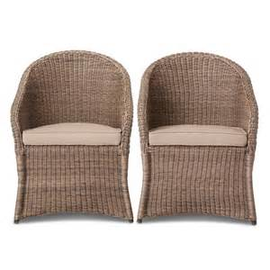 threshold holden 2 wicker patio dining ch target