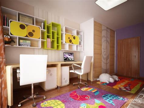 Children S Bedroom By Neopolis Child Bedroom Interior Design