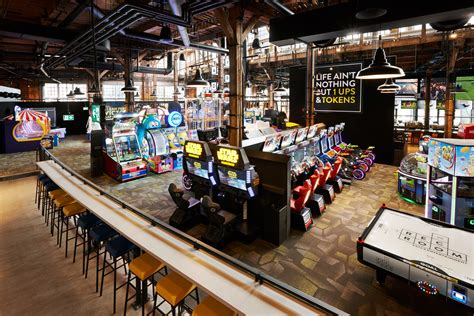 the rec room the wait is the rec room at toronto s historic roundhouse officially opens today