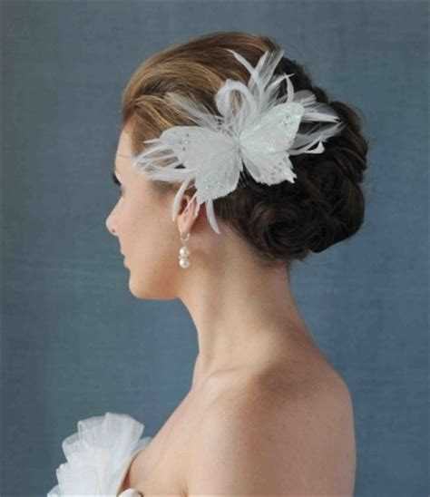 Butterfly Hair Accessories For Weddings by Ideas On How To Incorporate Butterfly Into Wedding Day
