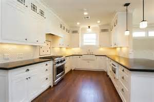 Horizontal Beadboard - craftsman style kitchen design ideas