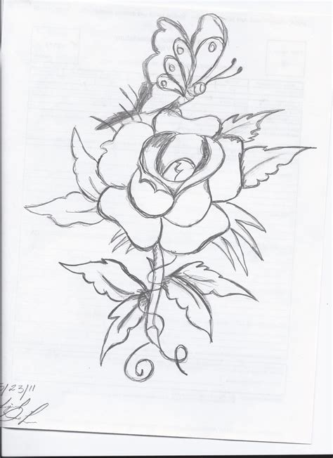 design flower pencil flower design with pencil pencil drawing flower designs