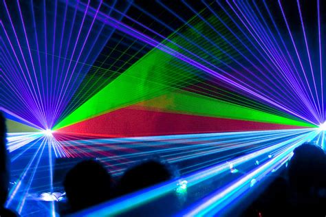 color concert laser show concert lights color abstraction psychedelic