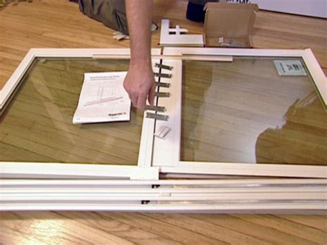 Window Sill Replacement Kit How To Install A Window Sash Replacement Kit How Tos Diy