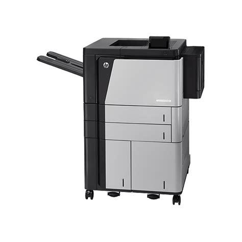 Printer Laser A3 Plus hp laserjet enterprise m806x plus cz245a a3 size duplex network printer with high capacity
