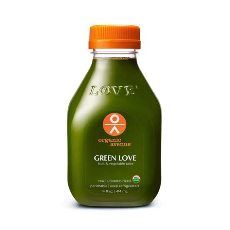Go Green Detox Juice by Go Green Juice Cleanse 1 Day Cleanse Organic Avenue