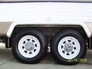 Trailer Tire Fender Clearance Lt Tires On Trailers Page 3 Sunline Coach Owner S Club
