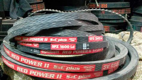 Vbelt V Belt Optibelt Spz 912 spz 1600 power v belt by optibelt