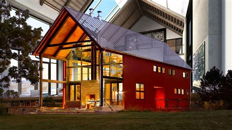 Loft Homes by Modern Barn Style Homes Youtube