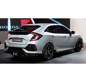 Honda Civic 2017 Hatchback Si And Type R Release Date