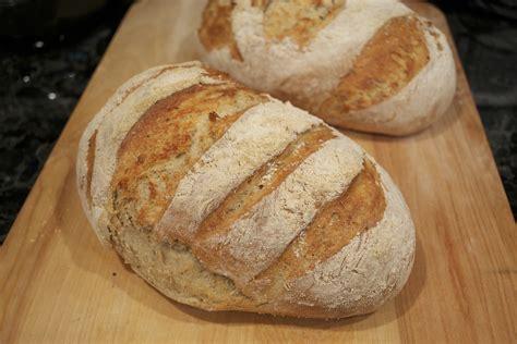 Handmade Bread - rye bread