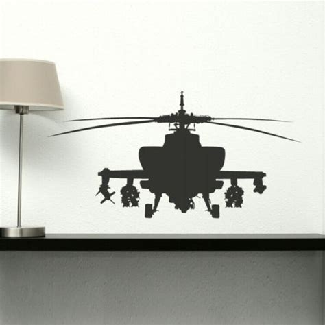 Helicopter Wall Stickers online get cheap helicopter wall stickers aliexpress com