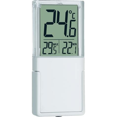 digital window digital window thermometer from conrad electronic uk