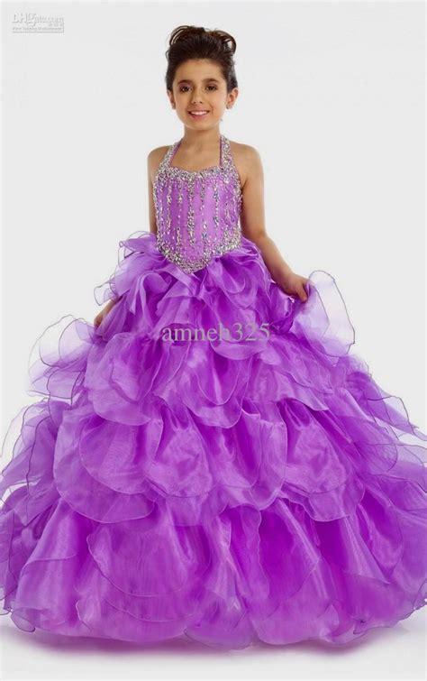 Dress Pricill Kid Purple purple dresses for naf dresses