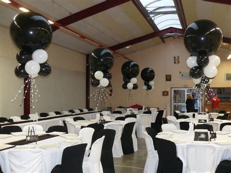 themes black tie black and white theme prom prom decorations pinterest
