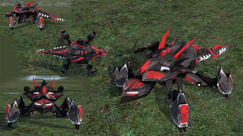supreme commander mod cybran land sea unit finished image rev expansion